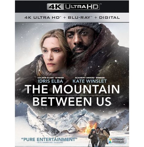 The Mountain Between Us (4K/UHD + Blu-ray + Digital) - image 1 of 1