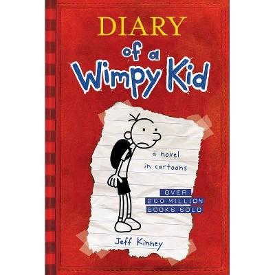 Wimpy Kid - by Jeff Kinney (Hardcover)