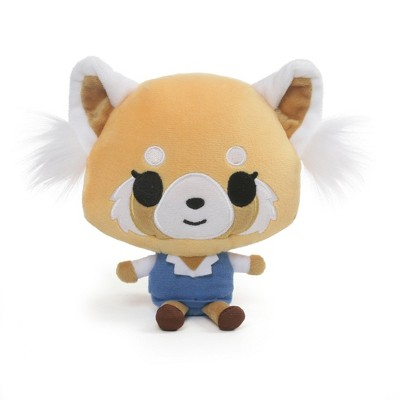 Enesco Aggretsuko Happy 7 Inch Collectible Plush