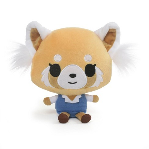 Enesco Aggretsuko Happy 7 Inch Collectible Plush - image 1 of 3