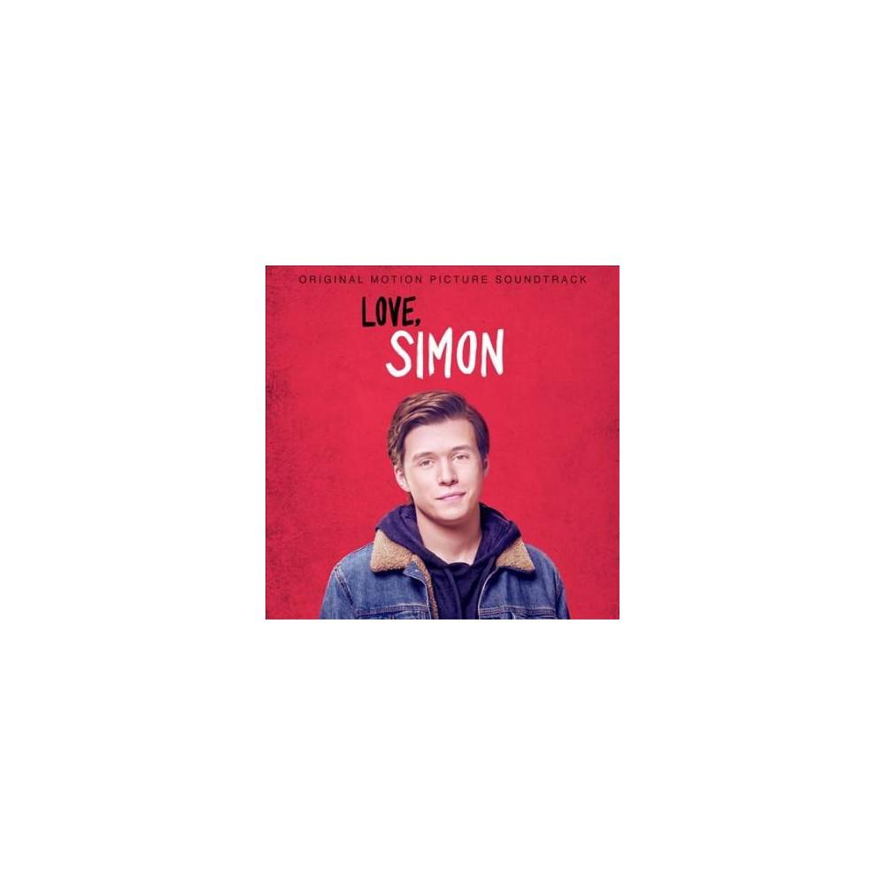 Various - Love Simon (Ost) (Vinyl)