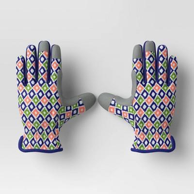Digz Planter Work Gloves Blue