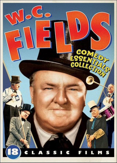 Wc fields comedy essentials collectio (DVD) - image 1 of 1