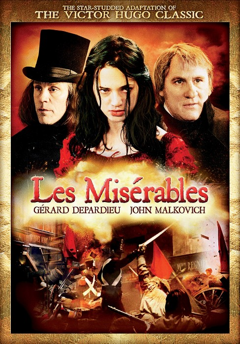 Les miserables (DVD) - image 1 of 1