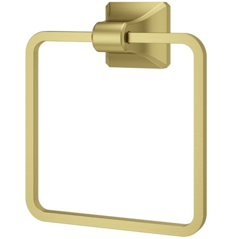 "Pfister BRB-FE1 Park Avenue Towel Ring 6"" - image 1 of 4"