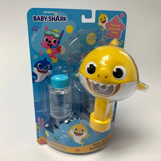 Baby Shark Pinkfong Bubble Blaster image number null