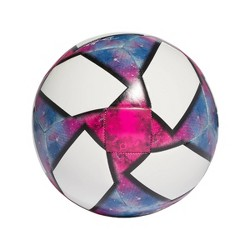 Adidas MLS Glider Soccer Ball - White/Black