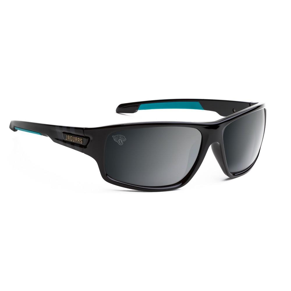 NFL Jacksonville Jaguars Premium Catch Sunglasses, Adult Unisex
