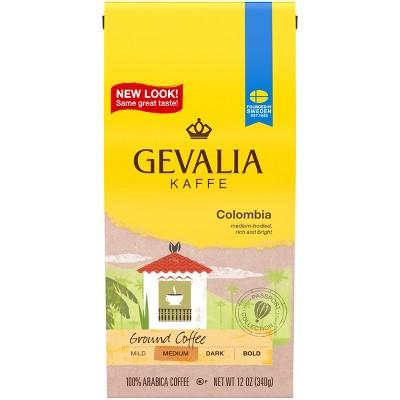 Coffee: Gevalia Colombian Roast