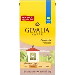 Gevalia Colombia Medium Roast Ground Coffee - 12oz