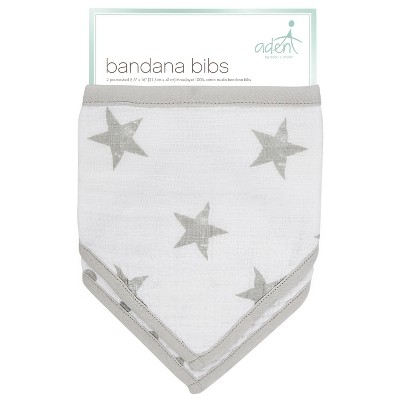 aden by aden + anais Bib Set - Gray