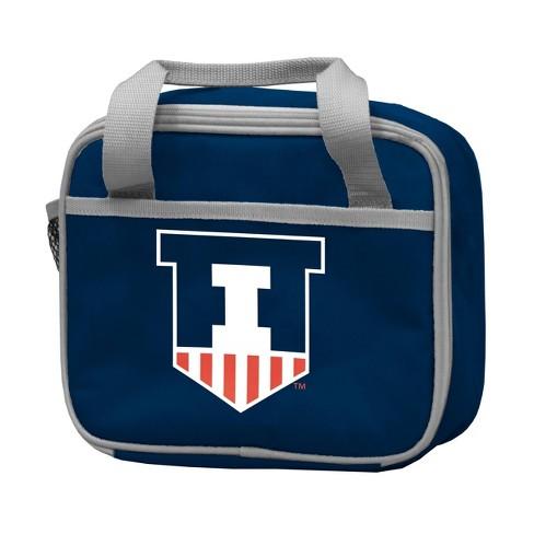 NCAA Illinois Fighting Illini Lunch Cooler - image 1 of 1