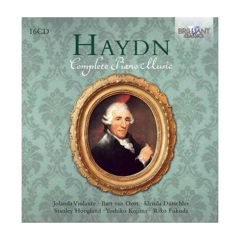 Various - Haydn: Complete Piano Music (CD) - image 1 of 1