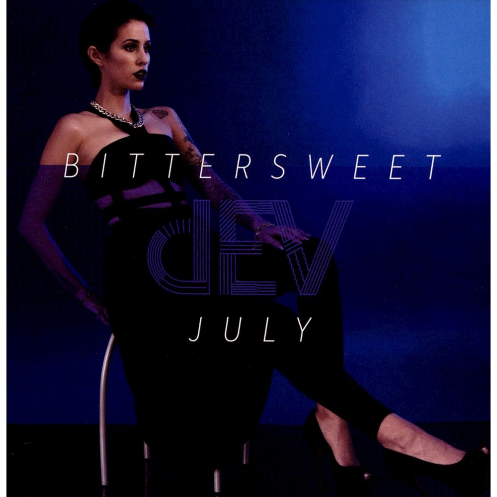 Dev - Bittersweet July (CD)