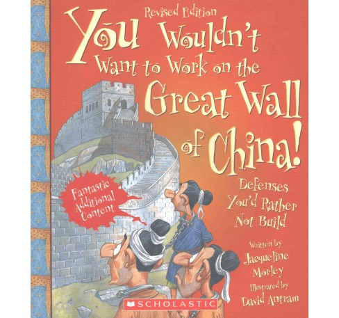 You Wouldn't Want to Work on the Great Wall of China! : Defenses You'd Rather Not Build (Revised) - image 1 of 1
