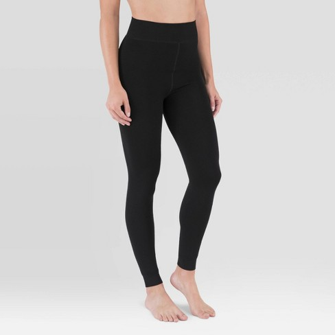 Wander by Hottotties Women's Velvet Lined Leggings - image 1 of 3