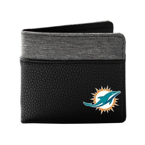 NFL Miami Dolphins Pebble BiFold Wallet - image 1 of 2