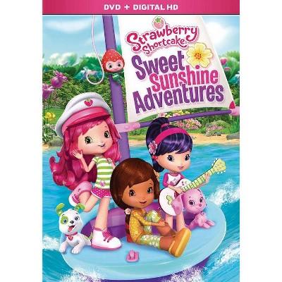 Strawberry Shortcake: Sweet Sunshine Adventures (DVD)(2016)