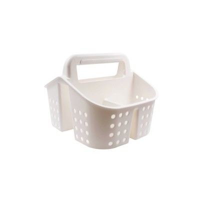 Plastic Shower Caddy White - Room Essentials™