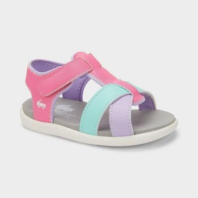 Toddler Girls' See Kai Run Basics Shayna Gladiator Sandals