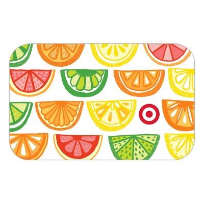 Citrus Slices Gift Card $50