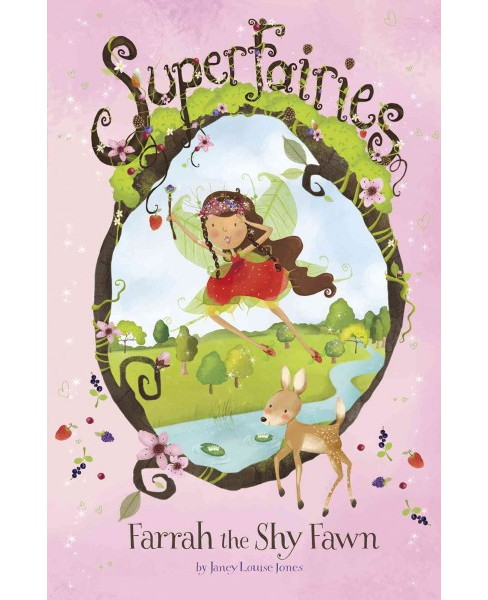 Farrah the Shy Fawn (Paperback) (Janey Louise Jones) - image 1 of 1