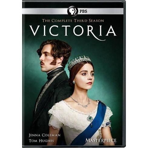 Masterpiece: Victoria S3 (DVD) - image 1 of 1