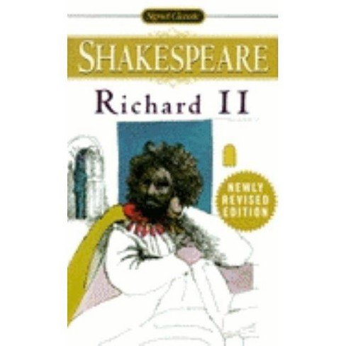 Richard II - (Signet Classics) 2 Edition by  William Shakespeare (Paperback) - image 1 of 1
