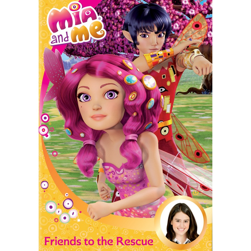 Mia And Me:Friends To The Rescue (Dvd)