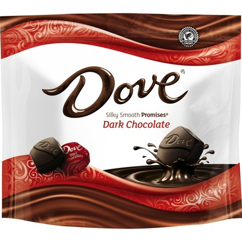 Dove Promises Dark Chocolate Candies 9oz Target