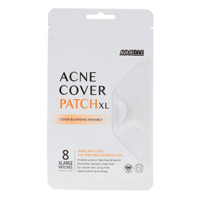 Avarelle Acne Cover Patch XL 8 ct