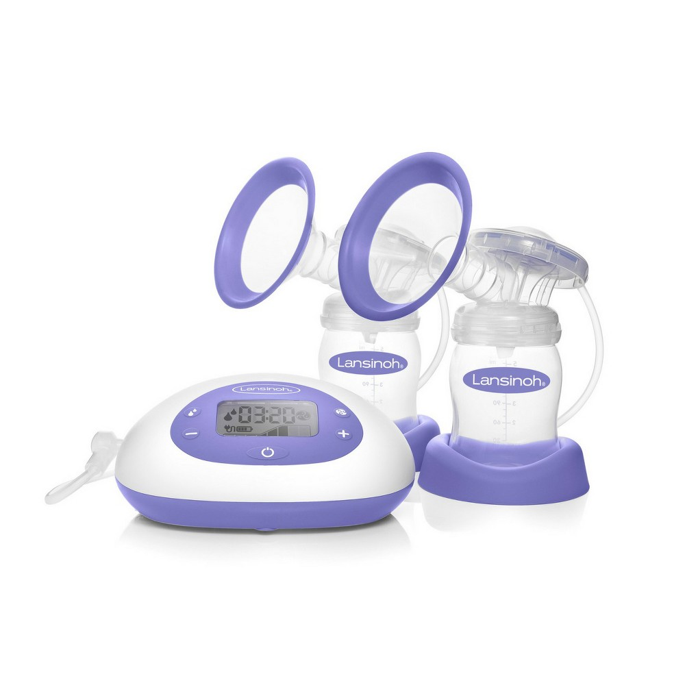 Image of Lansinoh Double Electric Breast Pump