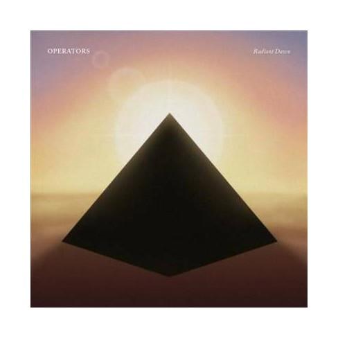 Operators - Radiant Dawn (CD) - image 1 of 1