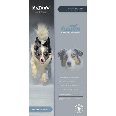 Dr. Tim's Fusion Ultra Athlete Premium Dry Dog Food - 40lbs
