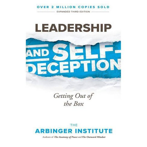 Leadership and Self-Deception - (Paperback) - image 1 of 1