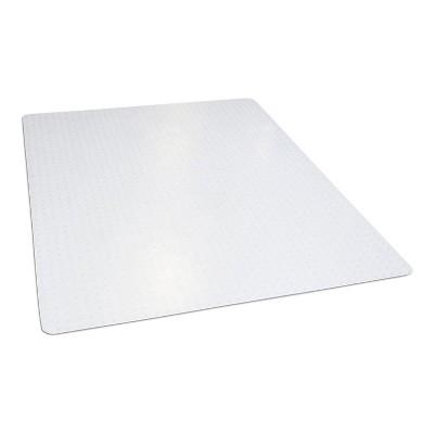 """3'10""""x5' Rectangle Floor Mat Clear - Dimex LLC"""