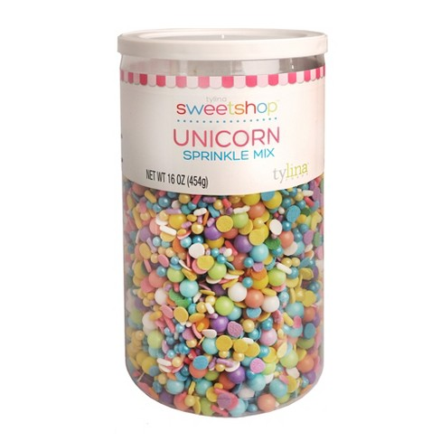 Sweetshop Unicorn Jar Sprinkle Mix - 16oz - image 1 of 2