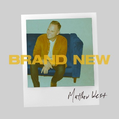 West  Matthew - Brand New (CD)