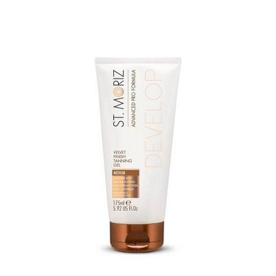 St. Moriz Advanced Pro Velvet Tanning Gel - Medium - 5.92 fl oz