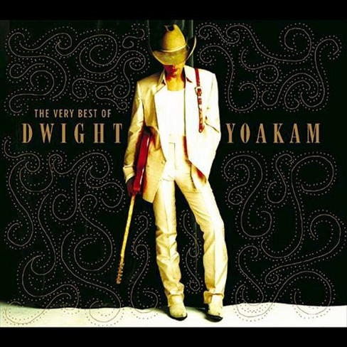 Dwight Yoakam - The Very Best of Dwight Yoakam (CD) - image 1 of 2