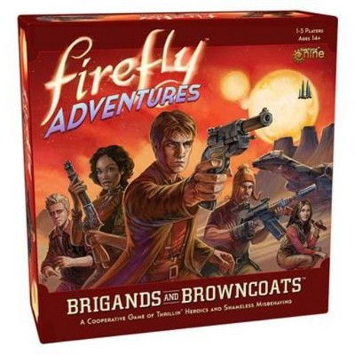Firefly Adventures - Brigands & Browncoats Board Game