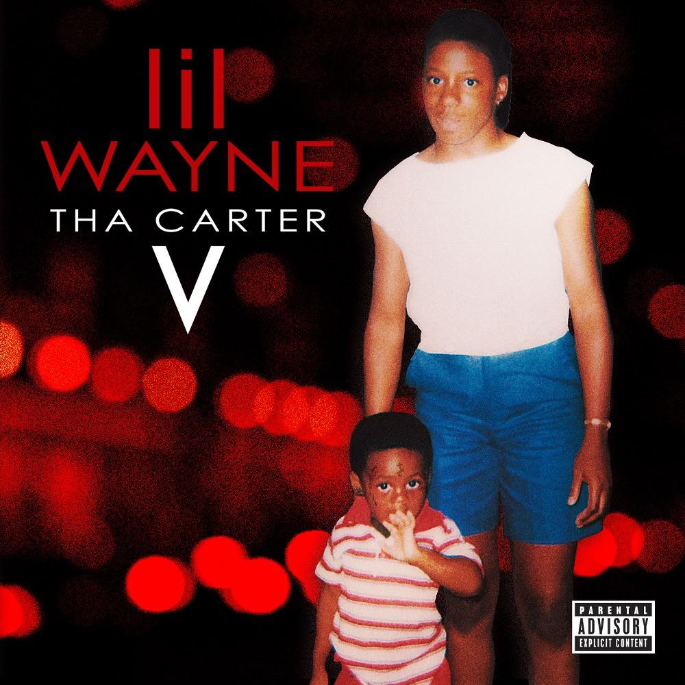 Lil Wayne - Tha Carter V [Explicit Lyrics] (CD) Top