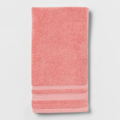 Performance Hand Towel Coral - Threshold™