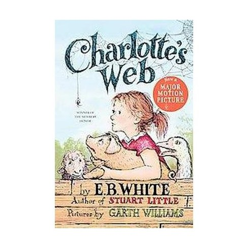 Charlottes Web Hardcover By Eb White Target