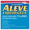 Aleve Easy Open Arthritis Cap Pain Reliever & Fever Reducer Tablets - Naproxen Sodium (NSAID) - image 2 of 4