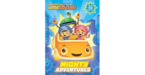Mighty Adventures ( Team Umizoomi) (Paperback) by Golden Books Publishing Company - image 1 of 1
