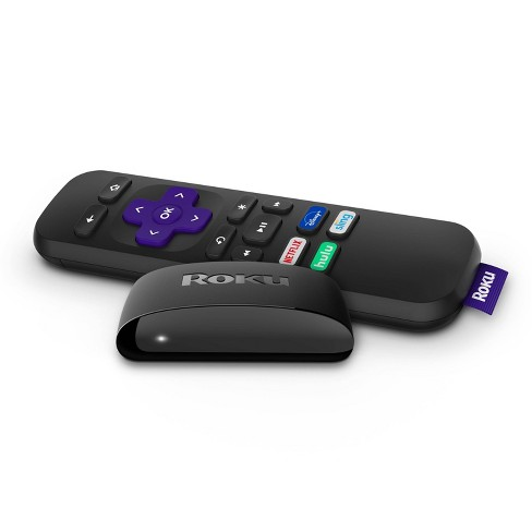 Roku Express | HD Streaming Media Player with High Speed HDMI Cable and Simple Remote - image 1 of 4