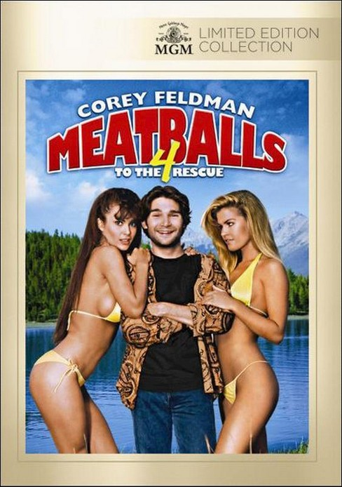 Meatballs 4 (DVD) - image 1 of 1