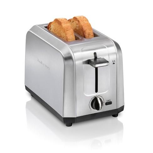 hamilton beach 2 slice toaster stainless steel target