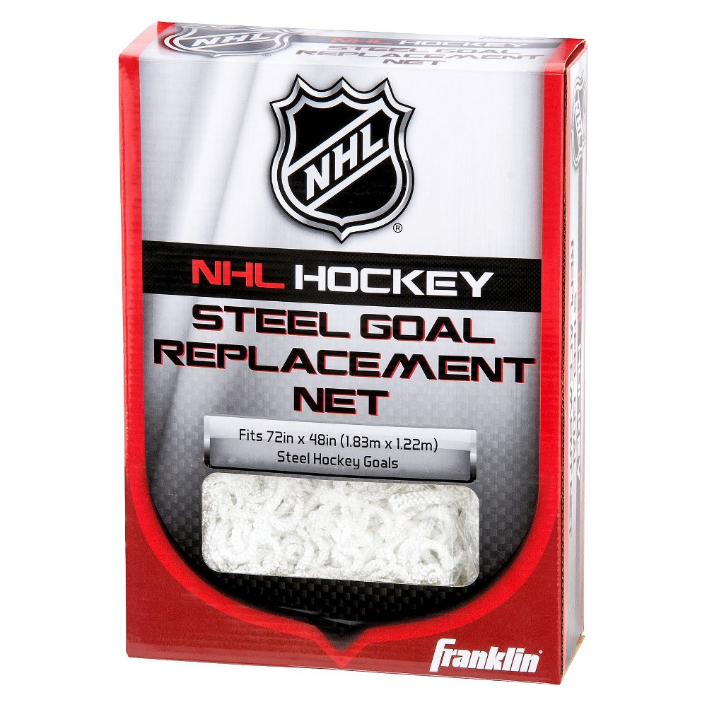 Franklin Sports NHL 28 Street Hockey Goal Replacement, White